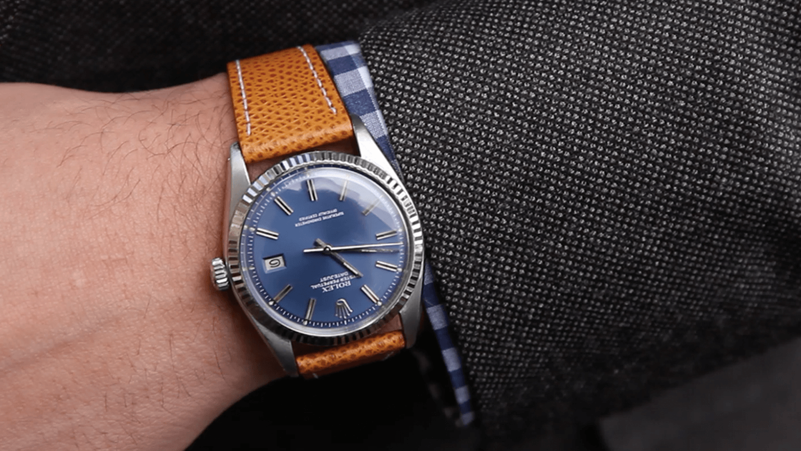 RANT&H: Happy 40th Birthday to a Very Special Rolex Datejust