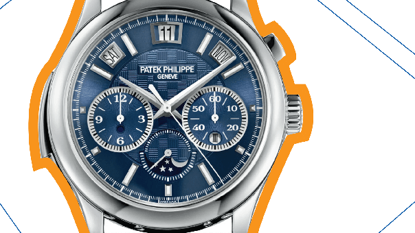 "RANT&H: WHAT??? An $8M Patek Phillipe ""Only Watch"" 5208T"
