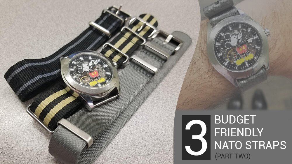 Not All NATOs Are Created Equal: NATO Straps at 3 Price Points (Part 2)