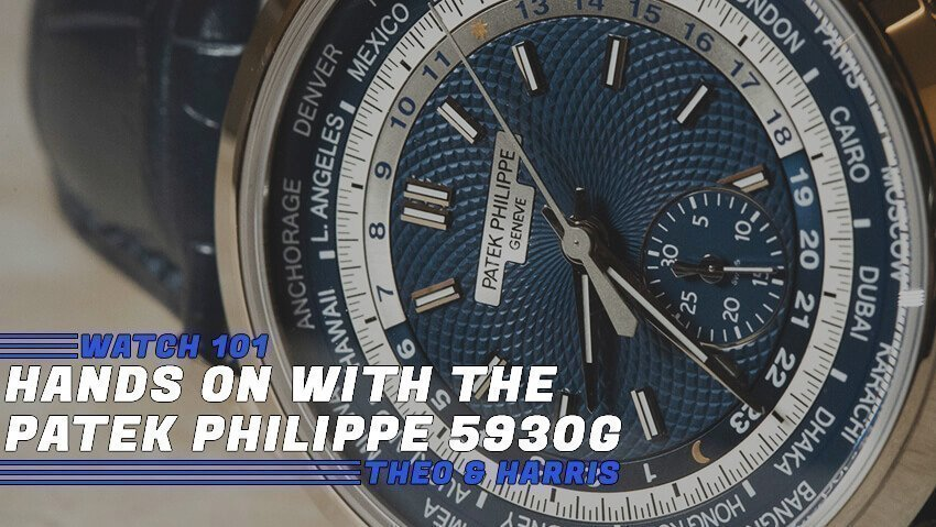 How Patek Might Win Back Young Buyers: Hands on with the Patek Philippe 5930G