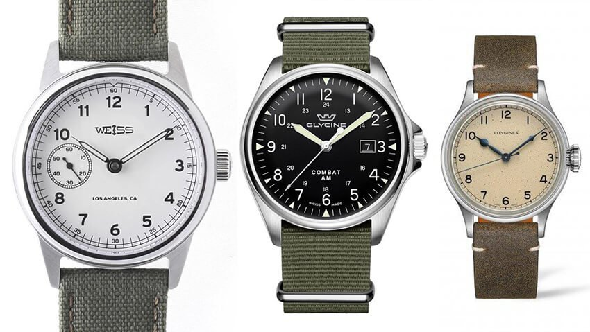 3 Classic Field Watches (That Aren't from Hamilton)