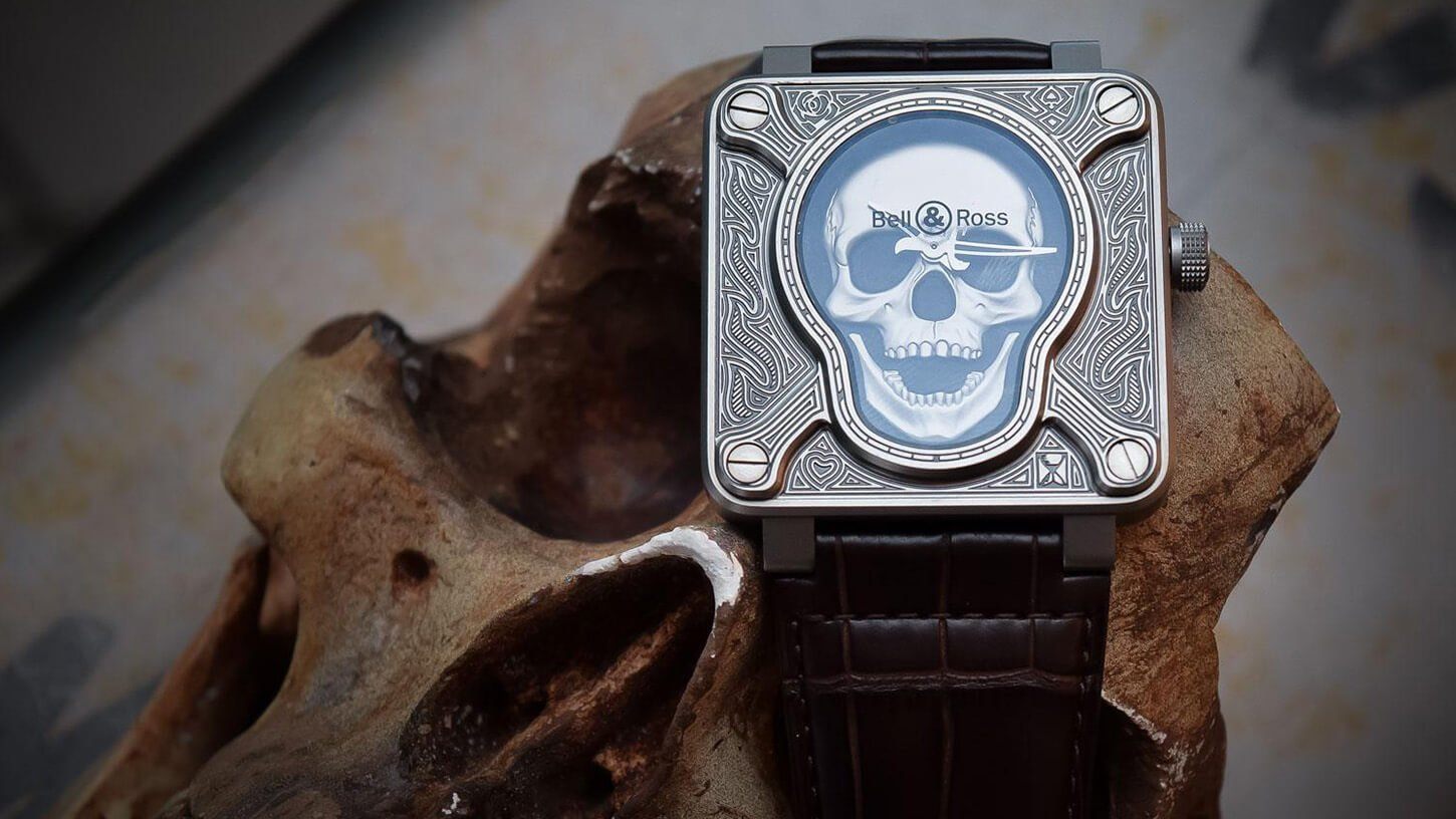 Watch 101: 3 Spooktacular Watches for Halloween